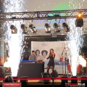 Hochzeit Feuerwerk Funken