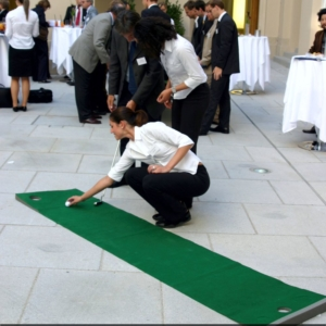 Golf Putting Green Vermietung