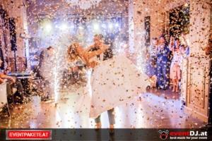 Hochzeit Konfetti mieten