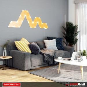 Nanoleaf Light Panels Vermietung
