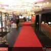 Roter VIP Teppich Verleih