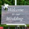Hochzeits-Staffelei mieten / Staffelei Verleih