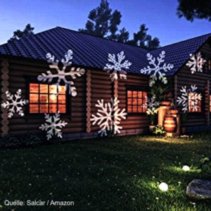 Weihnachtsbeleuchtung mieten