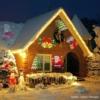 Weihnachtsdekolicht