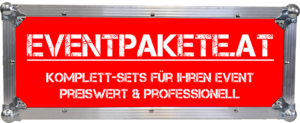 EVENTPAKETE.at Logo