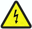 Strom Warnung Lebensgefahr